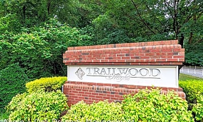 Community Signage, 3001 Trailwood Pines Ln Unit 203, 1