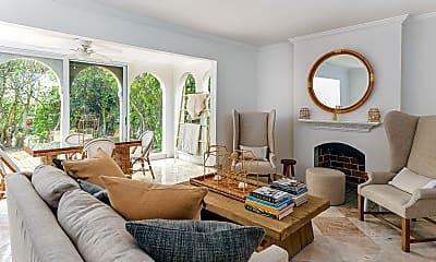 Living Room, 337 Cocoanut Row, 1