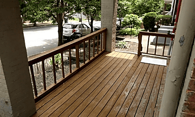 Patio / Deck, 2367 W Clifton Ave, 1