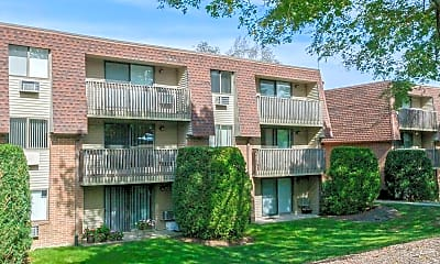 Building, Bainbridge Apartment Homes, 1