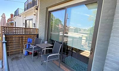 Patio / Deck, 2419 1st St NW 1, 2