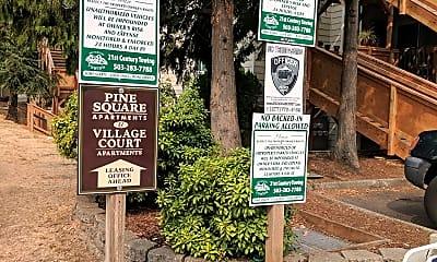 Village Court, 1