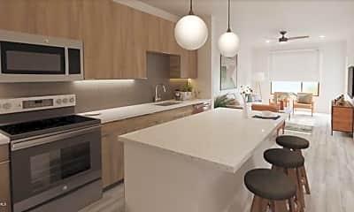 Kitchen, 400 E Earll Dr A2, 1