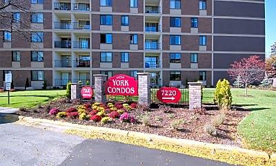 Community Signage, 7200 York Ave S, 1