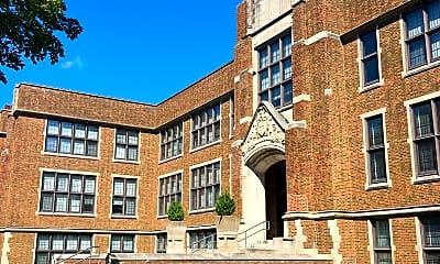 School Apartments, 0