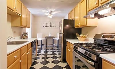 Kitchen, Briarwood Terrace, 1