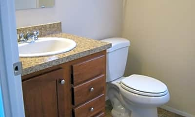 Bathroom, Comal Farms, 2