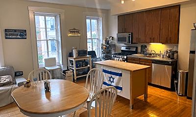 Kitchen, 1522 Pine St, 1