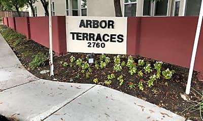 Arbor Terraces, 1