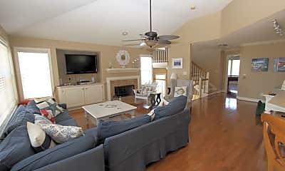 Living Room, 720 Vanderbilt Ave, 1