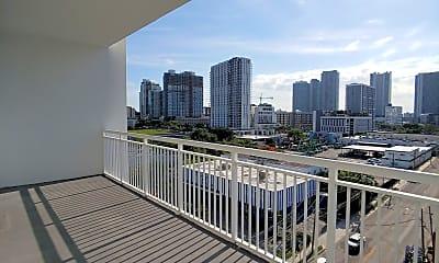 Patio / Deck, 2700 N Miami Ave, 2