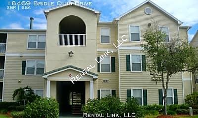 Building, 18469 Bridle Club Drive, 0