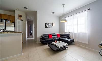 Living Room, 4398 SW 132nd Ave, 0