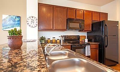 Kitchen, Galeria Del Rio, 1