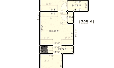 1328 Corona St, 1