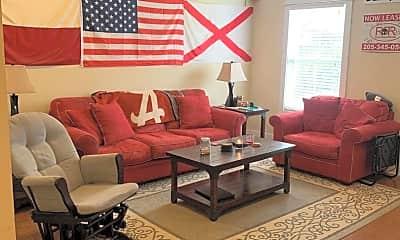 Living Room, 502 16th St, 2
