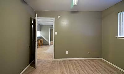Bedroom, Queens Lane, 2