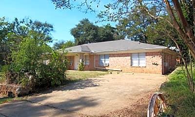 Building, 1424 E Houston St, 1