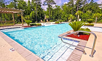 Pool, Abita View Apartment Homes, 1