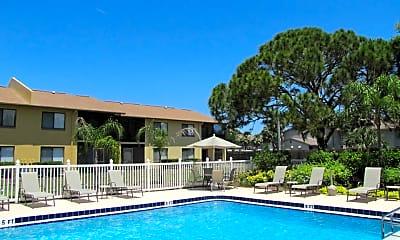 Pool, Bay Club, 1