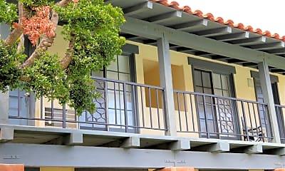 Building, Tustin Villas, 1