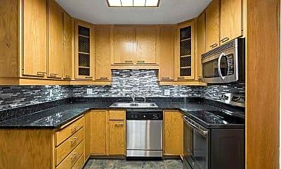 Kitchen, Marquette Place, 1
