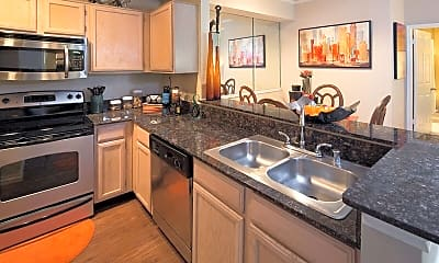 Kitchen, The Colonnade At Willow Bend, 2