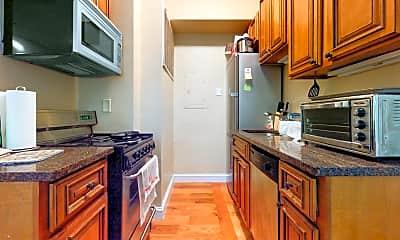 Kitchen, 48 Hereford Street, Unit GF, 2