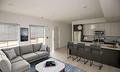 Living Room, 1250 N Taney St B, 0