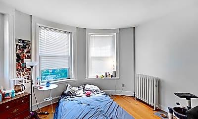 Bedroom, 1232 Beacon Street, Unit 6, 1