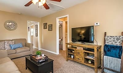 Living Room, 310 16th St., 1