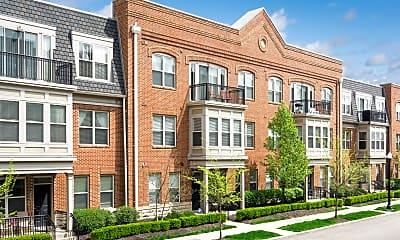 Building, Harrison Park Apartments, 0