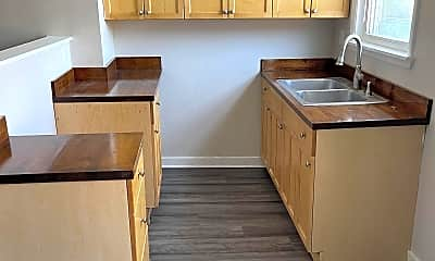 Kitchen, 1628 Lowrie St, 0