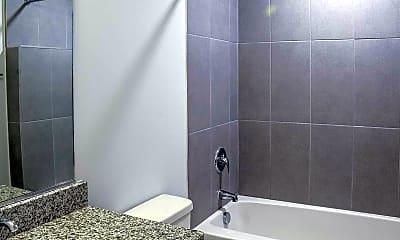 Bathroom, The Brightleaf Building, 2