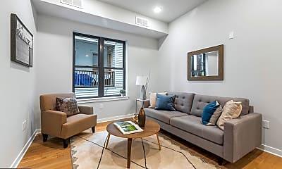 Living Room, 5102 Rochelle Ave 24, 1