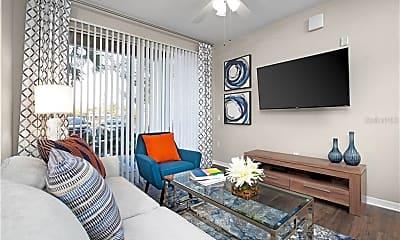 Living Room, 3101 Segreto Ln B2, 1