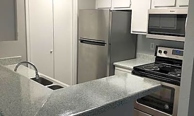 Kitchen, The Reserve at Central Park, 1