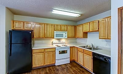 Kitchen, Deerfield, 1