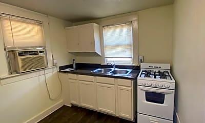 Kitchen, 2304 N Elm street, 2