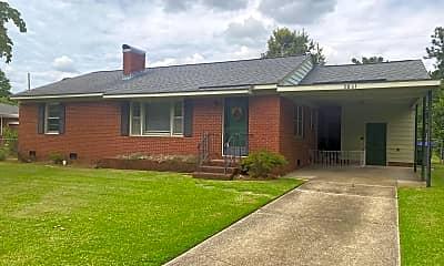 Building, 2803 Crockett Dr, 0
