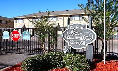 Community Signage, Goodwood Place Apartments, 0