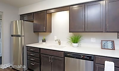 Kitchen, 1016-1026 Park Avenue, 1