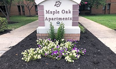 Maple Oak Apartments, 1
