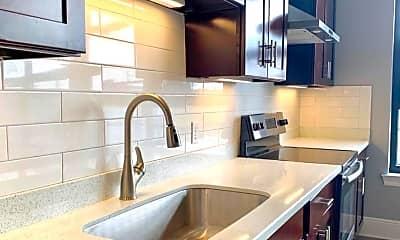 Kitchen, 2525 Cadiz St, 1