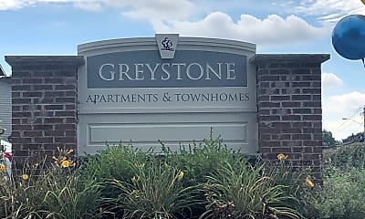 Greystone Apartments And Townhomes, 1