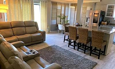 Living Room, 1 Sea Grape Terrace, 1
