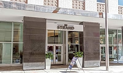 Community Signage, The Strand, 2