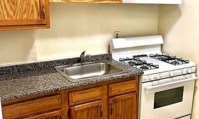 Kitchen, Madison / South Swan, 1