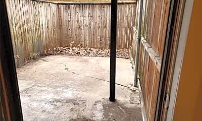 Patio / Deck, 4314 Travis St 106, 2