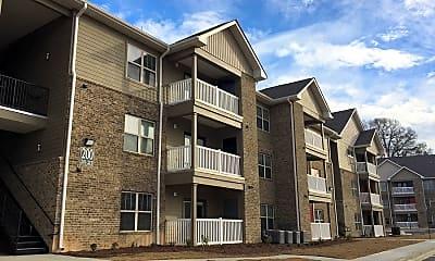 Building, Pines At Westdale, 1